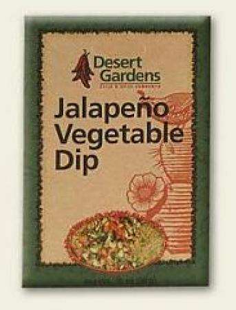 Desert Gardens Jalapeno Vegetable Dip