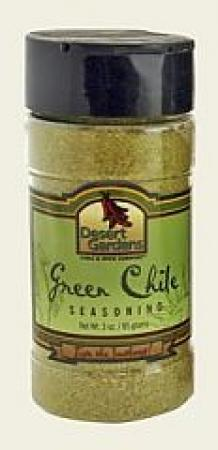 Desert Gardens Green Chile Seasoning