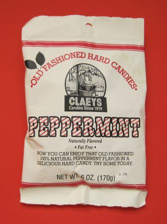 Claeys Peppermint Drops