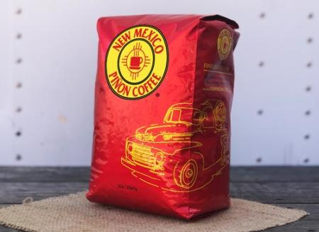 New Mexico Pinon Coffee Five Pound Ground