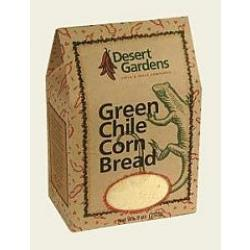 Desert Gardens Green Chile Corn Bread